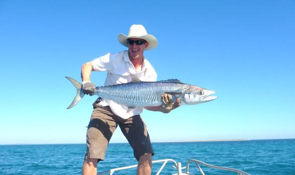 Fantastic fishing