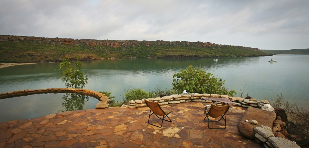 Remote Kimberley Faraway Bay Outback Experience Wilderness Retreat The Kimberley Western Australia A Typical Day Faraway Bay