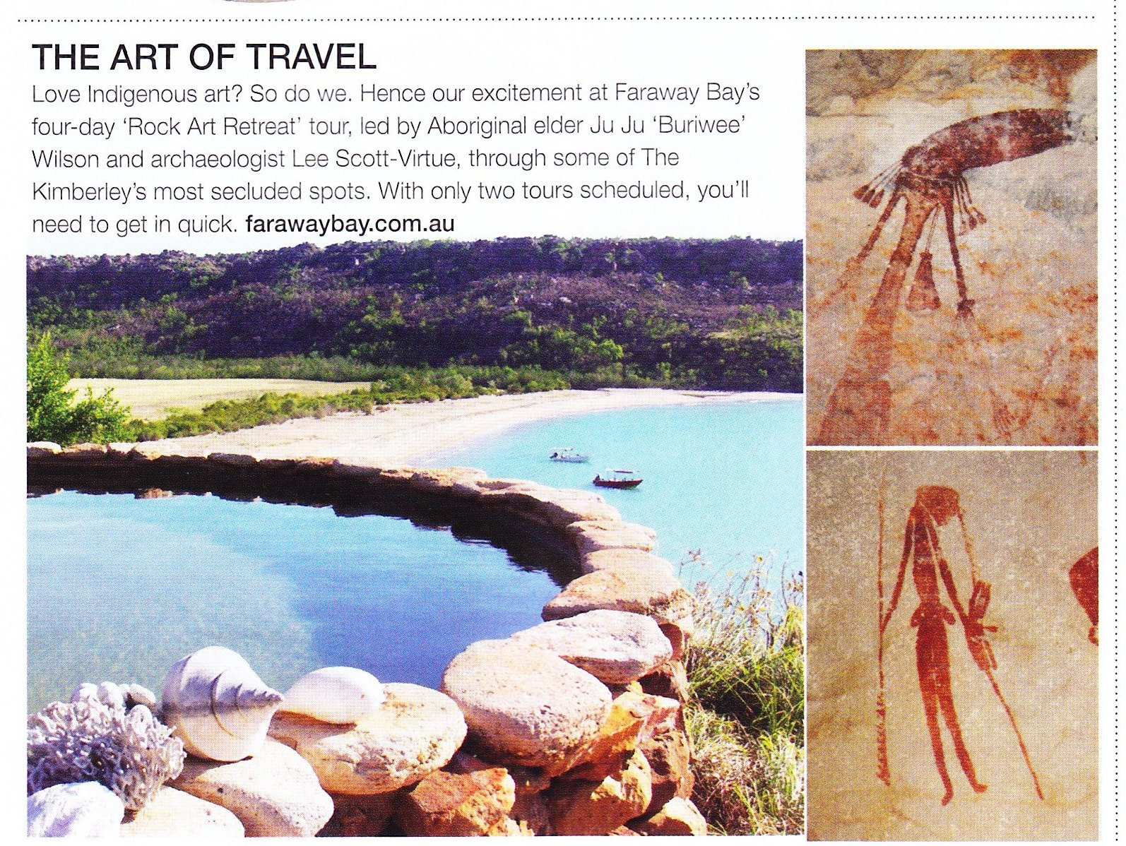 Australian Traveller Shortcuts – Feb 2013