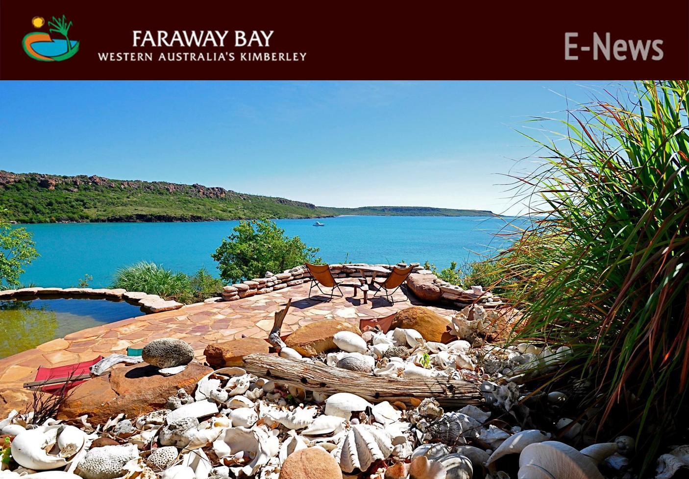 Faraway Bay Summer E-News
