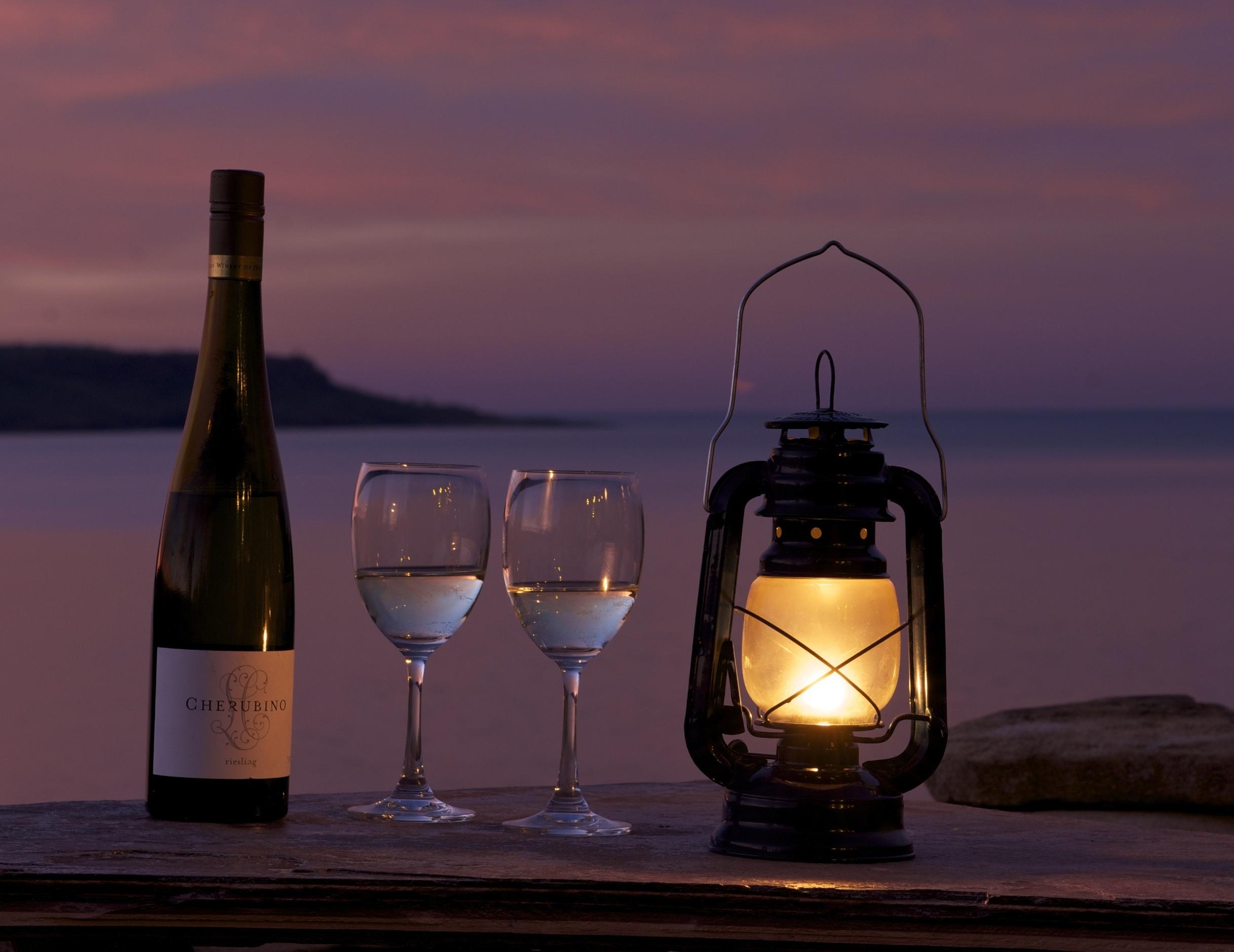 Wine in the Wilderness – sunset – credit Ben Knapinski