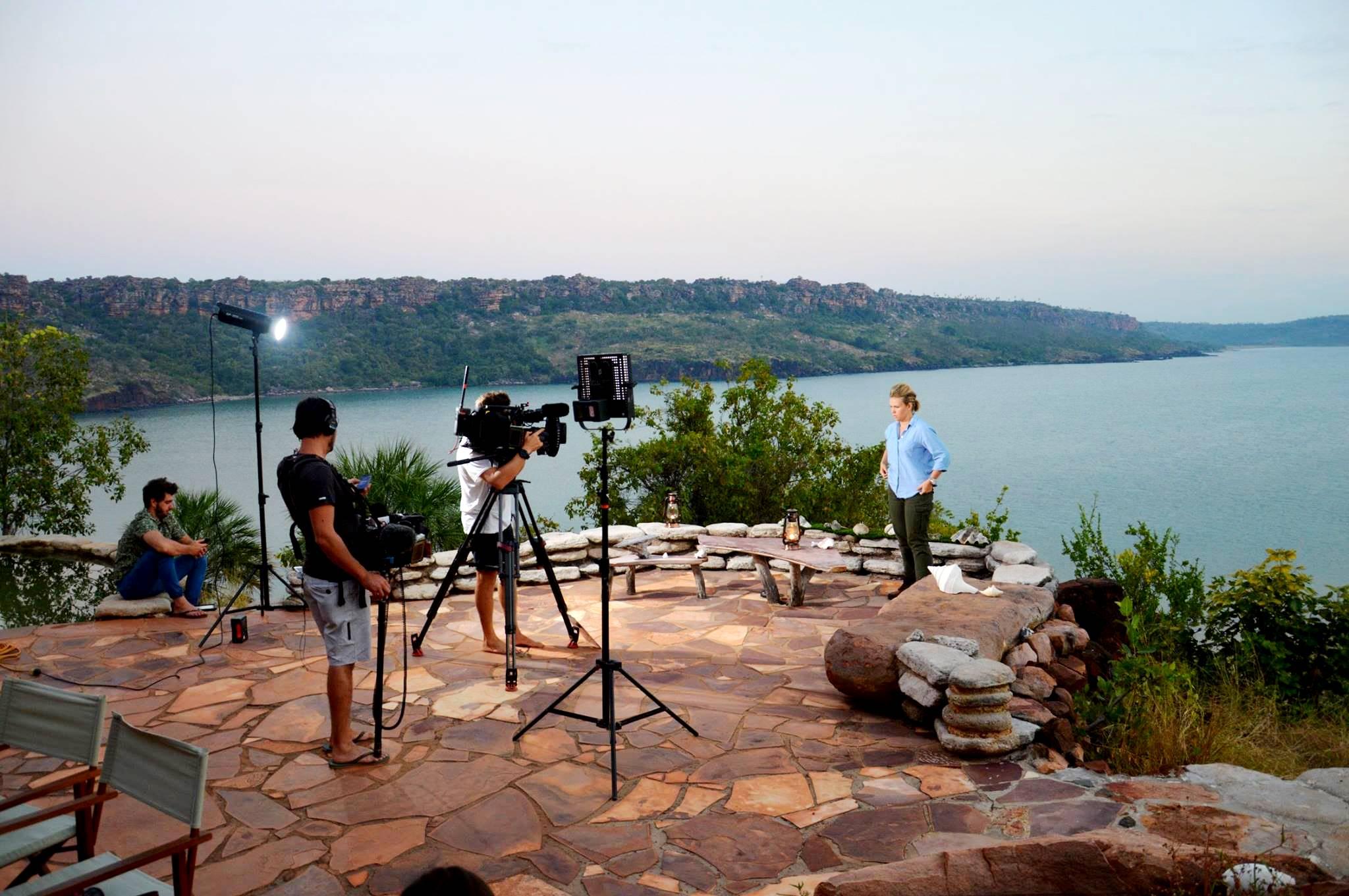 Sunrise broadcast
