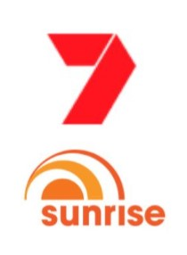 Sunrise Chanel 7 Broadcast live from Faraway Bay
