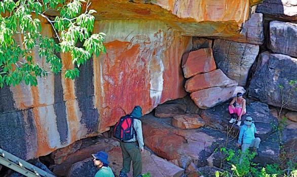 Rock Art Exploring