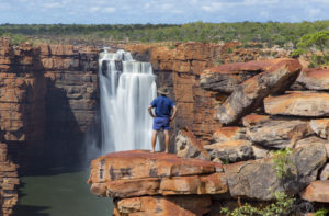 King George Falls March 17